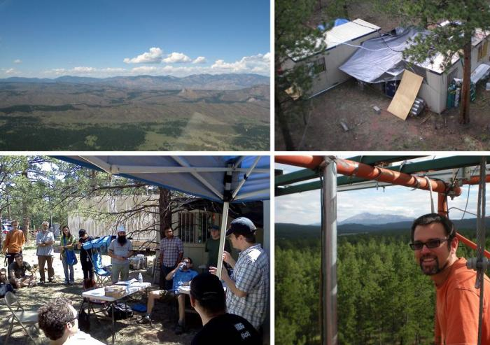 """The goal was trying to understand the chemistry associated with organic particulate matter in a forested environment,"" associate professor Jesse Kroll explains. ""We took a lot of measurements using state-of-the-art instruments we ha..."