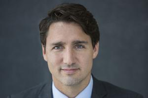 Canadian Prime Minister Justin Trudeau will headline the 2018 Solve at MIT annual meeting on MIT's campus. Photo: Office of the Prime Minister of Canada