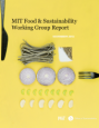 Food & Sustainability Working Group Report