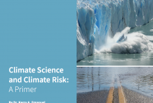 """Climate Science and Climate Risk: A Primer"" by Kerry Emanuel is written for nonscientists.Image courtesy of Oceans at MIT"