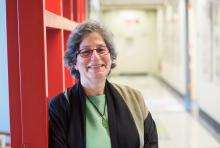 Susan Solomon, the Lee and Geraldine Martin Professor of Environmental Studies at MITImage: Justin Knight