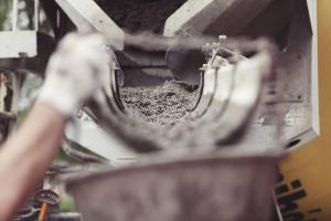 After water, concrete is the most consumed material on Earth. Researchers in the MIT Concrete Sustainability Hub study how to reduce its impact.Photo: Life of Pix/Pexels
