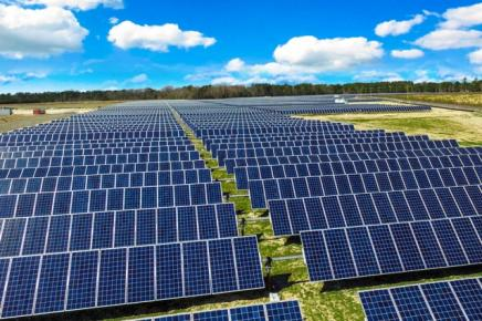 North Carolina Solar Farm